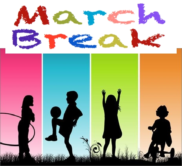 March Break Calendar 2013 | Calendar Template 2016