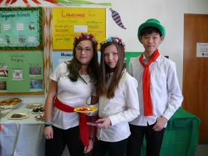 International Cafe2016_09
